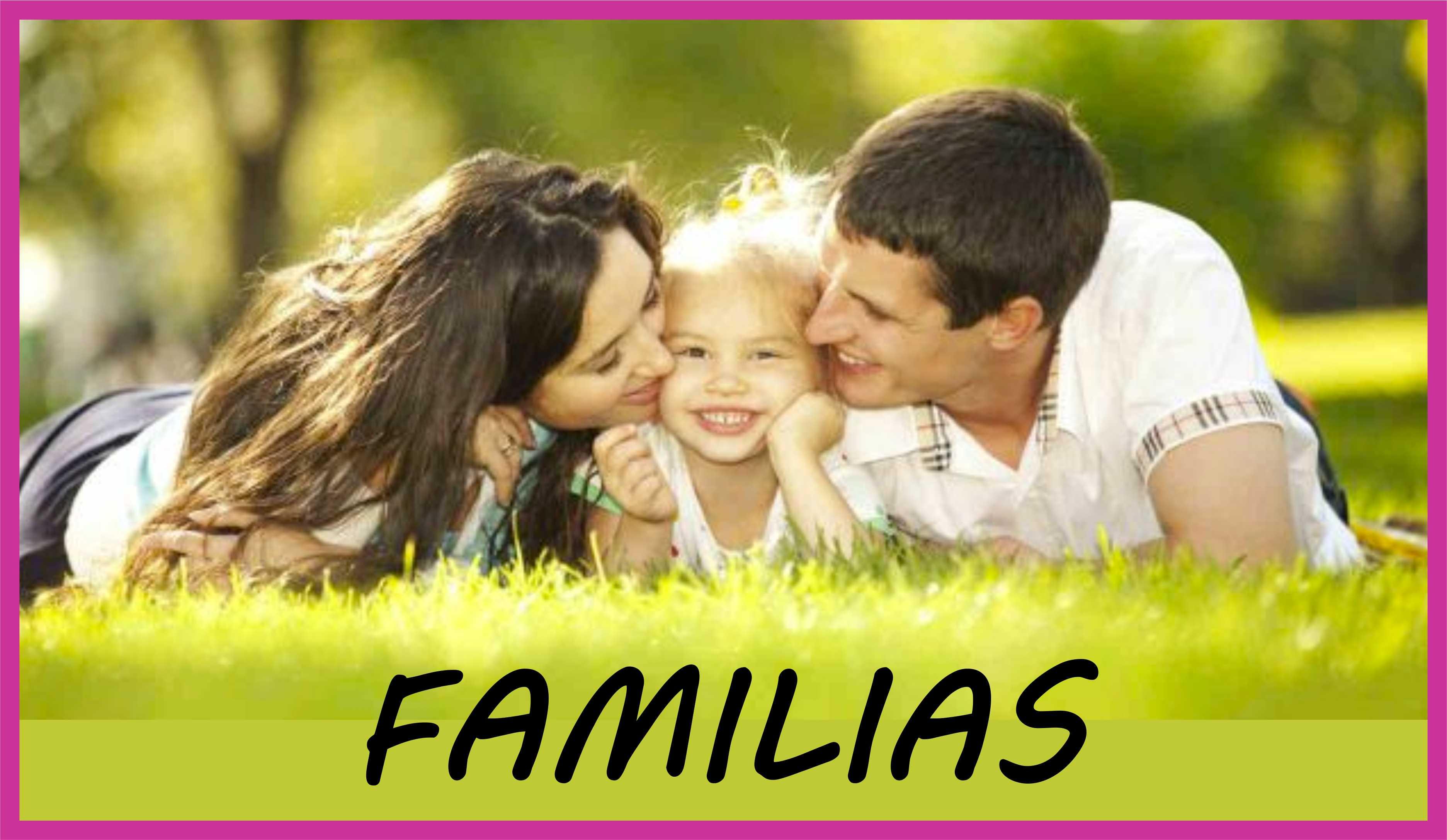Taller de familias con niños en Sevilla