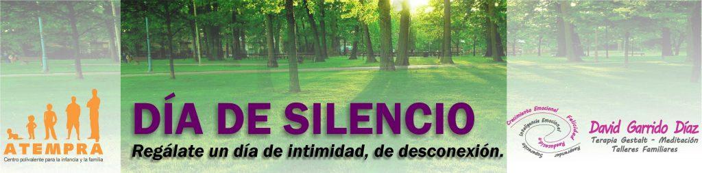 Meditación. Día de Silencio